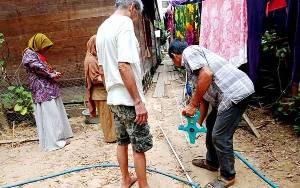 Tim Verifikasi dan Pendamping Desa Turun Lapangan Cek Rencana Kerja Pemerintah Desa