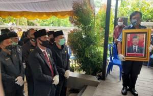Jenazah Mantan Ketua DPRD Katingan Dimakamkan Hari ini