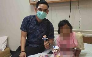 Kondisi Bocah Korban Penganiayaan Membaik Pasca Dioperasi, Polres Kotim Maksimalkan Pendampingan