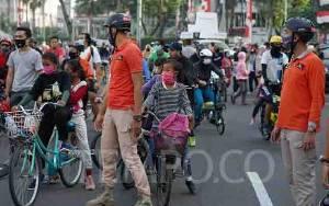 Anies Baswedan Ingin Pesepeda Masuk ke Tol, Pengelola Tol: Tidak Membahayakan