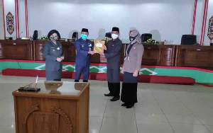 DPRD Barito Selatan Setujui 2 Raperda Menjadi Perda