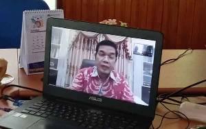 Pemkab Barito Timur Gelar Webinar Ekonomi Kerakyatan