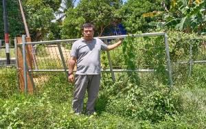 Anggota DPRD Barito Timur Kritisi Lapangan Sepakbola Tidak Terurus di Ampah