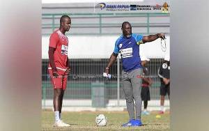 Pelatih Persipura Enggan Tanggapi Piala AFC 2021