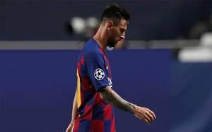Presiden Sementara Klub Sebut Barcelona Seharusnya Jual Lionel Messi