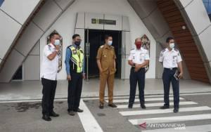 Manajemen Lion Air Grup kunjungi Bandara Haji Muhammad Sidik