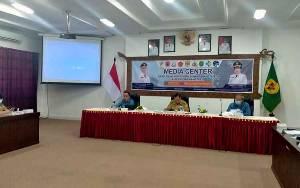 Sekda Gunung Mas Pimpin Rapat Evaluasi DAK Fisik dan DD 2020