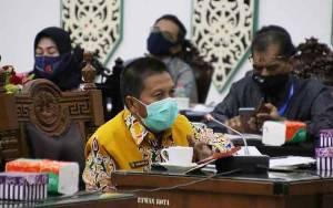 Ketua Komisi A DPRD Palangka Raya Jelaskan Sistem Pengawasan Bansos Covid-19