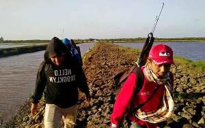 Kahayan Kuala Wilayah di Pulang Pisau Terkenal dengan Tempat Mancing dan Berburu Burung