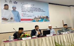 Biro Perjalanan Haji dan Umroh Asal Madinah Hadir di Kalteng