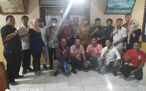 Bupati Kotawaringin Timur Bertemu Pengurus Partai Politik Non Parlemen