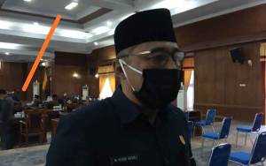 Pembangunan Infrastruktur Gaya Baru Ala Pemkab Kobar Diapresiasi Ketua DPRD