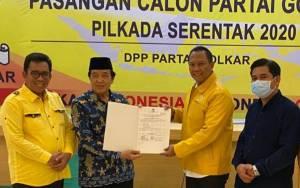 2 Kader Maju, Golkar Tegaskan Dukungan Hanya Kepada Calon yang Diusung Partai