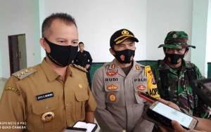 Jaya S Monong Apresiasi Kesiapan Polres Gunung Mas Dalam Pengamanan Pilkada