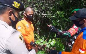 Tim Terpadu Kotawaringin Hilir Kompak Patroli Pencegahan Karhutla