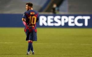 """Koeman Sebut Lionel Messi """"Orang Terpenting"""" dalam Sejarah Barcelona"""