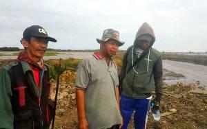 Petani Tambak Harapkan Perbaikan Infrastruktur Jalan