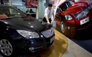 Penjualan Mobil di Cina Diperkirakan Pulih dalam Lima Tahun