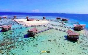 Gorontalo Punya Pulau Cinta, Legenda Romantis Hingga Resort Ala Maladewa