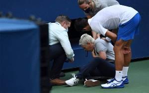 Nasib Djokovic Jadi Peringatan Bagi Petenis untuk Kendalikan Emosi