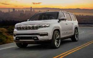 Jeep Grand Wagoneer Makin Garang Saingi Cadillac Escalade ESV
