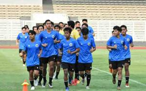 Hasil Akhir Uji Coba Timnas U-19 Indonesia Vs Qatar 1-1