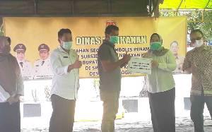 Nelayan Desa Kubu Terima Penambahan BBM Subsidi