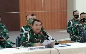 TNI AD Talangi Rp 596 Juta Ganti Rugi Kerusakan Polsek Ciracas