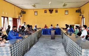 Polsek Kahayan Kuala Siapkan Pengamanan Dini MTQ X di Kecamatan Kahayan Kuala