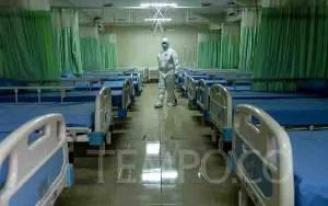 Pemprov DKI Bakal Tambah 1.000 Tempat Tidur Isolasi Pasien Covid-19