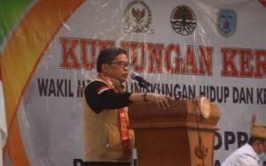 Wamen LHK dan Komisi IV DPR RI Kunjungi Lamandau Gali Info Soal Kinipan-PT SML, Ini Sejumlah Fakta yang Terungkap