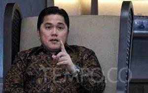 Rapat dengan Bos BUMN, Erick Thohir Ingatkan Soal Setoran Dividen