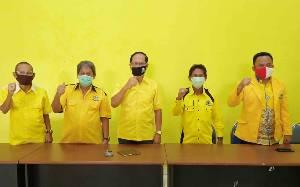 Golkar Barito Timur Siap Menangkan Sugianto Sabran - Edy Pratowo di Pilgub Kalteng 2020