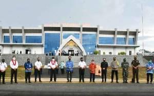 Bandara Haji Muhammad Sidik Mulai Beroperasi