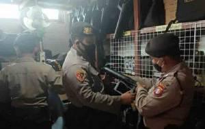Polres Kapuas Cek Peralatan Pengamanan Pastikan Kesiapan Jelang Pilkada