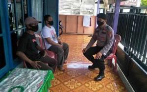 Polsek Kapuas Barat Jalin Koordinasi Dengan Anggota PPK dan Bawaslu