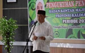 Pemprov Kalteng Dukung Pelaksanaan Program BKMT