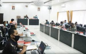BKPSDM Barito Utara Gelar Siapkan Pelaksanaan SKB CPNS