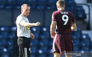 Rodgers Sebut Vardy Pembunuh Berdarah Dingin di Kotak Penalti