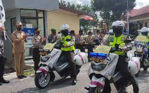 Polres Sukamara Gelar Operasi Yustisi Satgas Penanganan Covid-19
