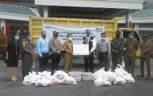 Bantuan untuk Korban Banjir di Katingan Terus Mengalir
