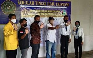 Polres Kapuas Sosialisasikan Bahaya Narkoba di STIE Kuala Kapuas