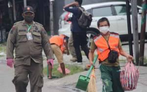 Wakil Wali Kota Palangka Raya Minta Pemberian Sanksi Pelanggar Protokol Kesehatan Disesuaikan Usia