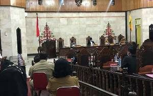 DPRD Kapuas Gelar Rapat Paripurna Penyampaian Pendapat Akhir Fraksi Terkait RAPBD Perubahan