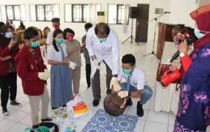 Pelajar dan Mahasiswa Antusias Ikuti Pelatihan Perawatan Topeng di UPT Museum Balanga