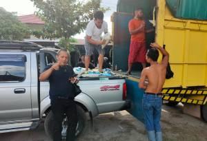 Lagi, 5.000 Paket Beras dari Gubernur Kalteng Disalurkan ke Kotim