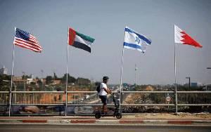 Israel, Uni Emirat Arab, dan Bahrain Resmi Teken Kesepakatan Damai