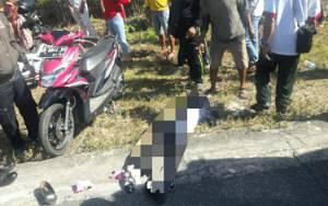 Seorang Pengendara Motor Ditemukan Tewas di Jalan, Diduga Korban Tabrak Lari