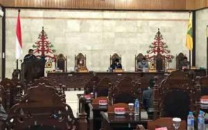DPRD Kapuas Gelar Rapat Paripurna Penyampaian Hasil Reses