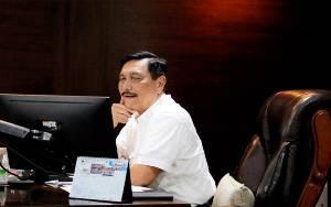 Luhut Minta Gubernur Delapan Provinsi Siapkan Hotel untuk Isolasi Diri